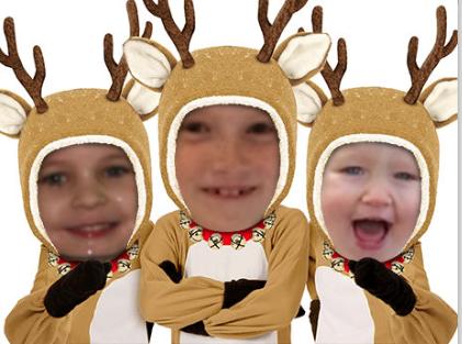 Reindeer Kids